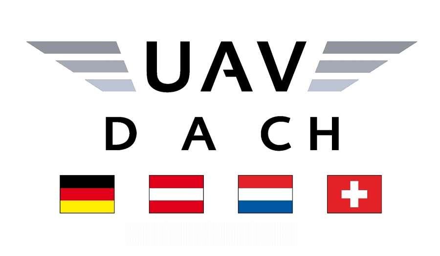 Logo UAV DACH e.V.