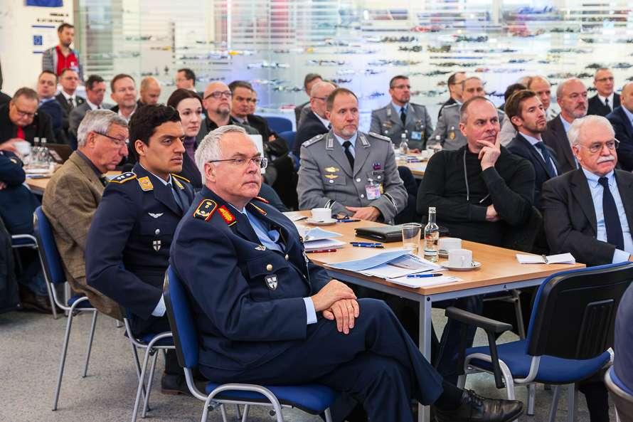 Teilnehmer III. RotoDrone Forum Bückeburg