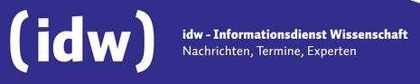 Logo Informationsdienst Wissenschaft