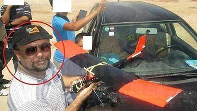Hamas engineer Mohamed Zouari