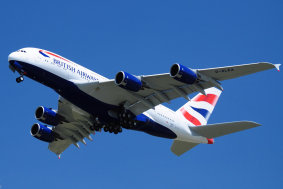 A380 British Airways