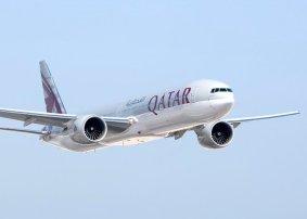 Boeing 777-300ER von Qatar