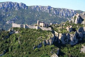 Frankreich Reise Burg