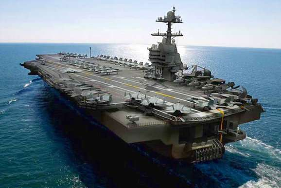 CVN 80 Flugzeugträger US Navy