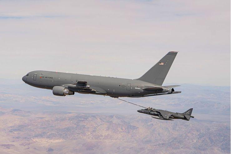 KC-46A AV8B Milestone C