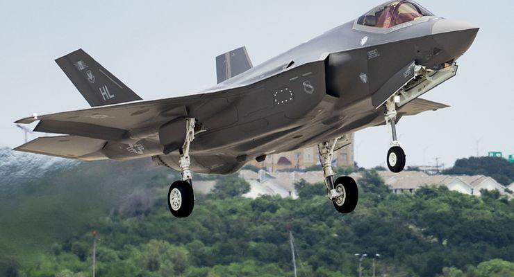 Lockheed Martin F-35 Nummer 400 geht an die US Air Force.