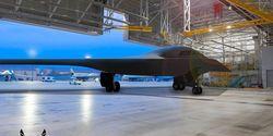 Northrop Grumman B-21-Bomber: Neue Zeichnung von Januar 2020.