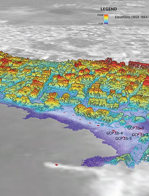 19-1203 LIDAR Aerial_Elevation