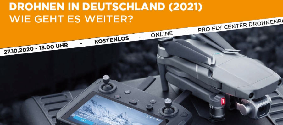 Expertenrunde: Was bringt 2021 für Drohnen-Piloten