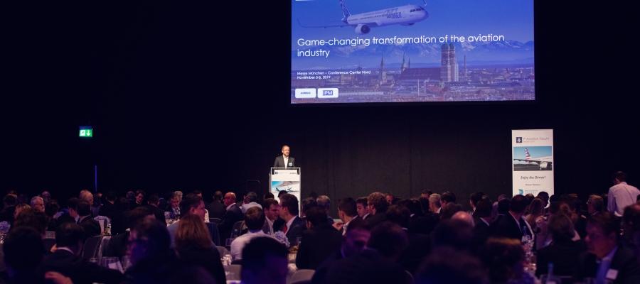 Corona-Pandemie: 10. Aviation Forum in Hamburg findet virtuell statt