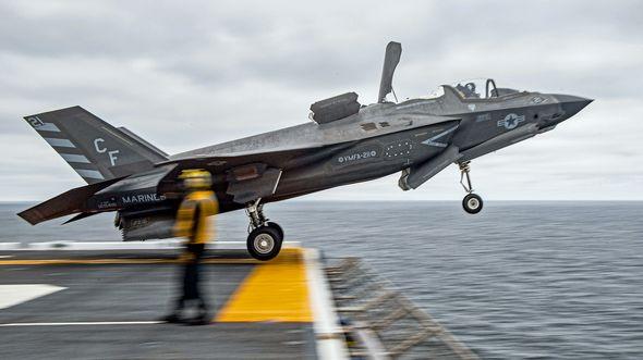 USS Essex Underway Operations