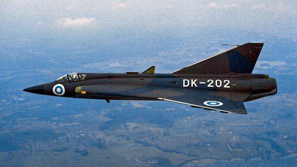 35XS Draken