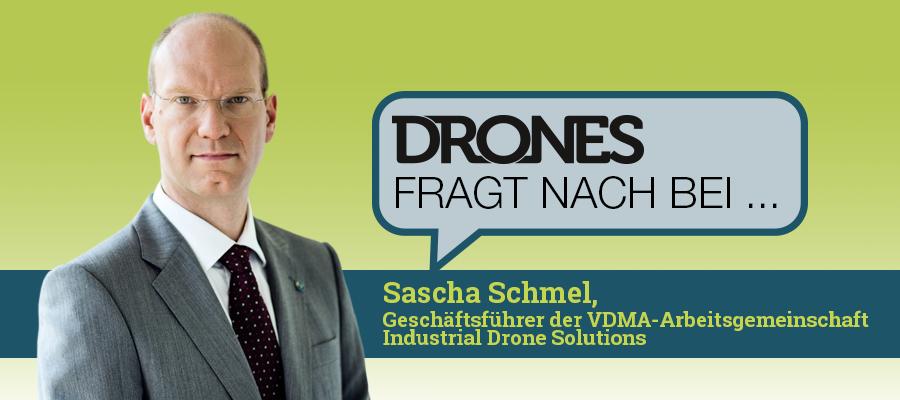Drone Readyness Analyse des VDMA